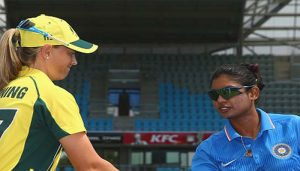 Women's Cricket World Cup, India vs Australia : मिताली दे ताली