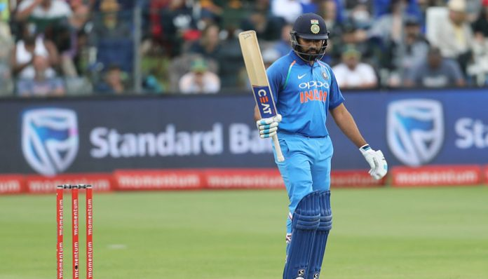 Rohit Sharma hits 17th ODI ton, eclipses Sehwag's record