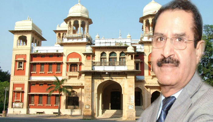 Allahabad University VC resigns over corruption allegations