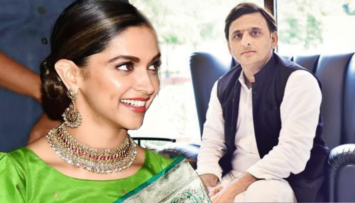 Akhilesh yadav Booked Theater For SP workers to Show chhapaak