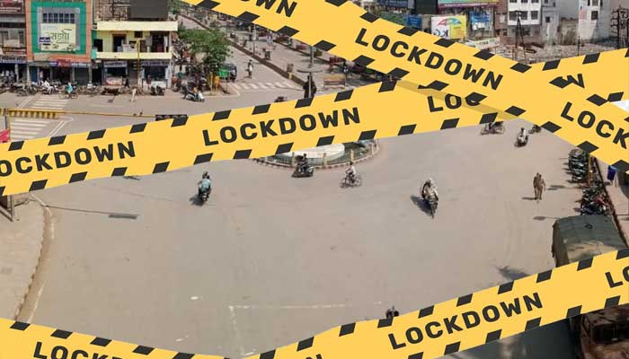 lockdown in Varanasi