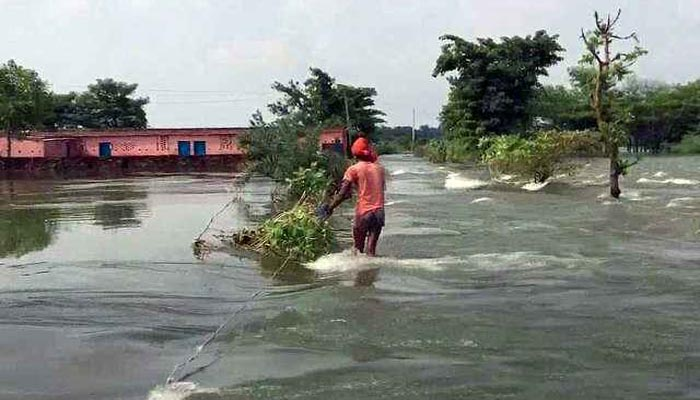Flood in Bihar