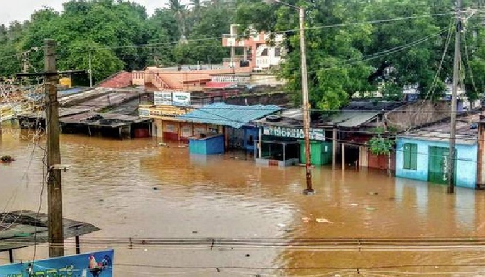 Flood In UP