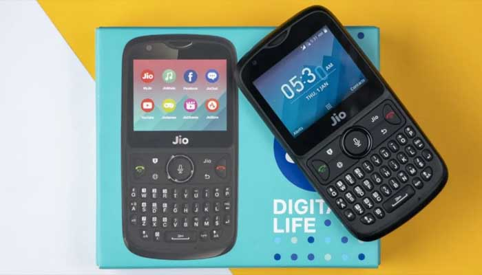 Jio Offer for JioPhone 2