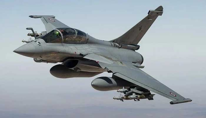 fighter aircraft Rafale