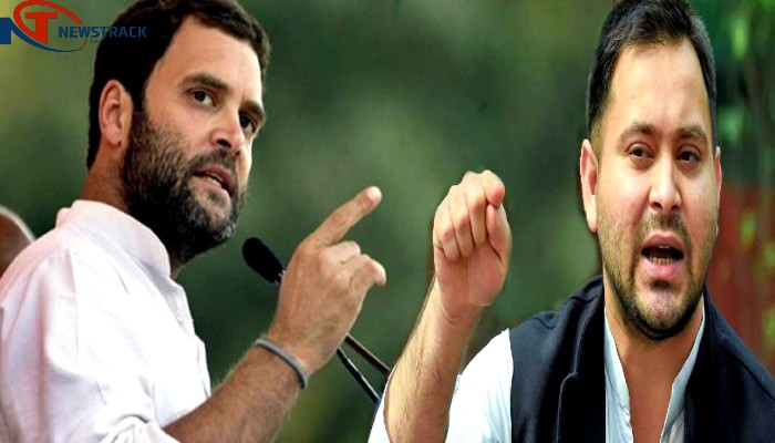 Bihar Election 2020 RJD-Congress Alliance tension on Seat Sharing
