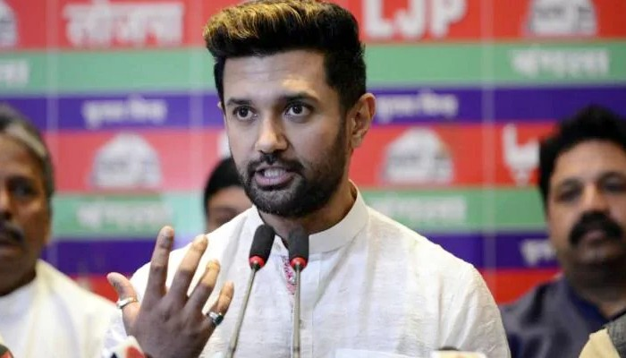 Bihar Election Rebellion in NDA Chirag Paswan Unhappy LJP MP touch with BJP