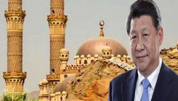 China demolished 16 Thousand mosques in recent years