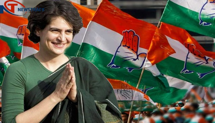 Congress leader Priyanka gandhi names two candidates for UP assembly by-election