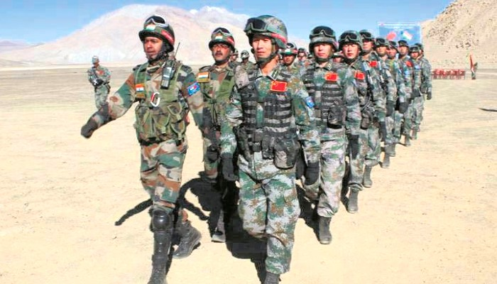 India- China agreed to stop sending more troops to ladakh frontline