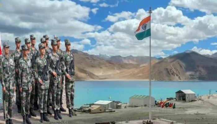 Indian Army Occupied 6 new hill in LAC ladakh Chinese PLA lost