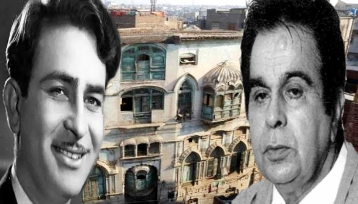 Pakistan provincial government to buy dilip kumar raj kapoor ancestral homes