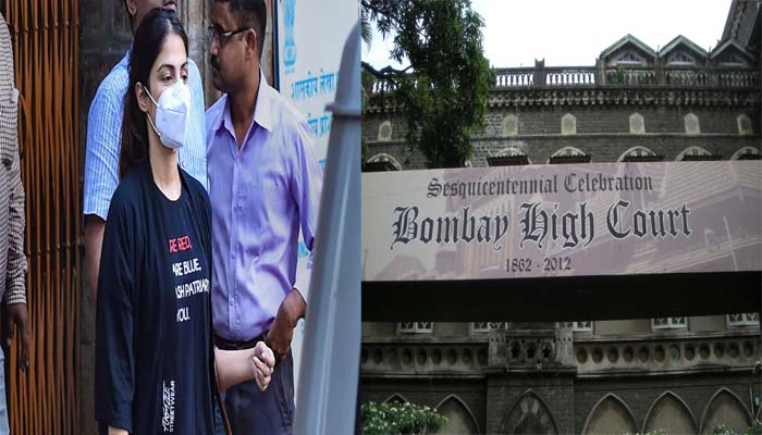 Reha Chakraborty will knock Bombay High Court door