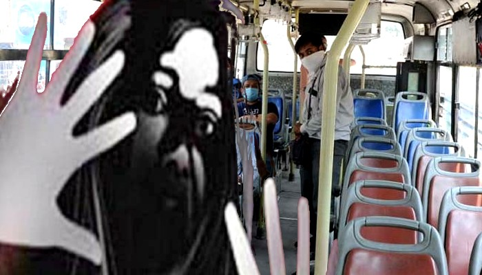 Woman gang-raped inside moving bus in Meerut police investigate