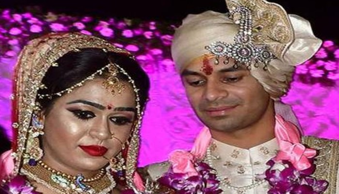 bihar election lalu yadav son tej pratap likely to change seat due to wife aishwarya rai