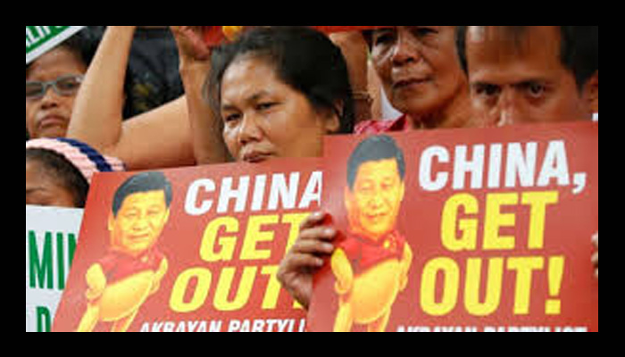 china get out