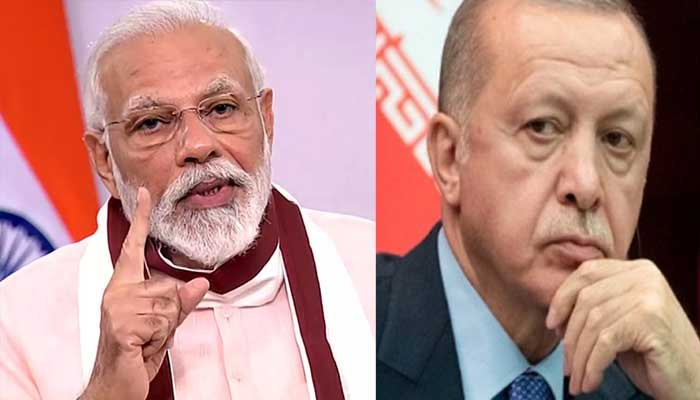 india gives a befitting reply to turkey