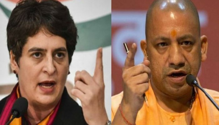 priyanka gandhi accused yogi govt o of dithering giving Jobs to Urdu teachers