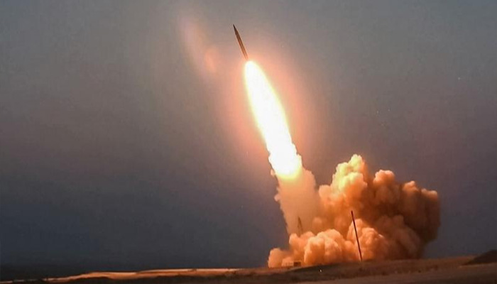 Air-launched missile