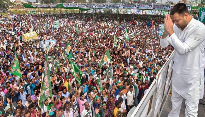 Bihar Assembly Election 2020 71 seats in phase-1 challenge for RJD