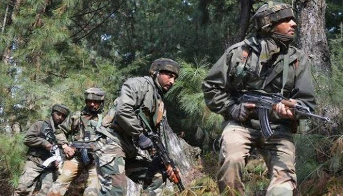 Border Security Force personnel