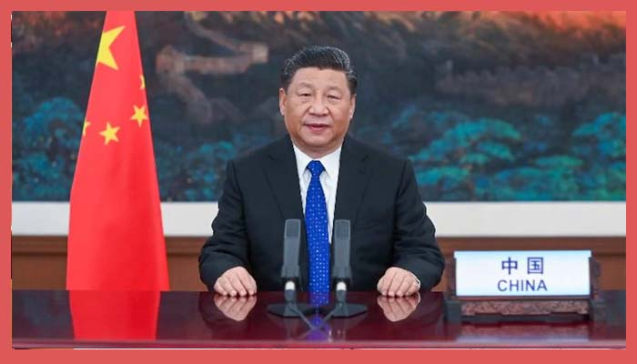 China And Xi Jinping