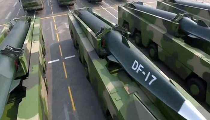 China Df-17 Missile