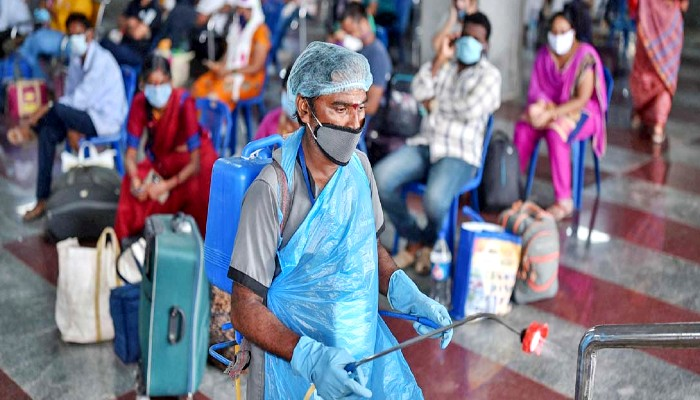 Coronavirus India Updates Covid-19 Death Cross 1 Lakh increase recovery rate