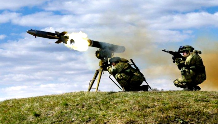 DRDO successfully test Indian fires laser guided anti tank guided missile
