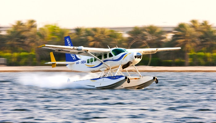 India first seaplane to take off in Gujarat on October 31 from sabarmati riverfront
