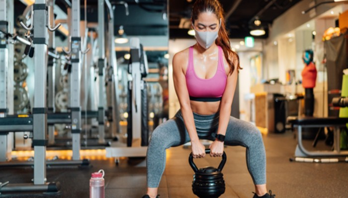 Maharashtra Gyms Fitness Centres reopen with Safety Measures