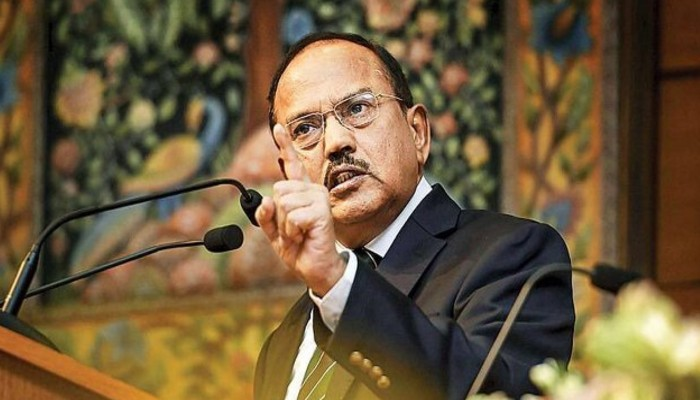 NSA Ajit doval warns Pakistan China said India will-fight on our soil as well as foreign soil