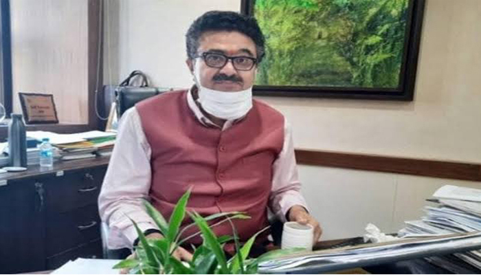 UP Additional Chief Secretary Information Navneet Sehgal