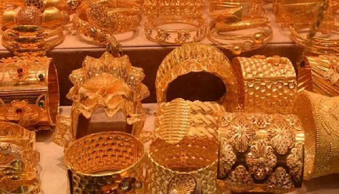 gold rate fall