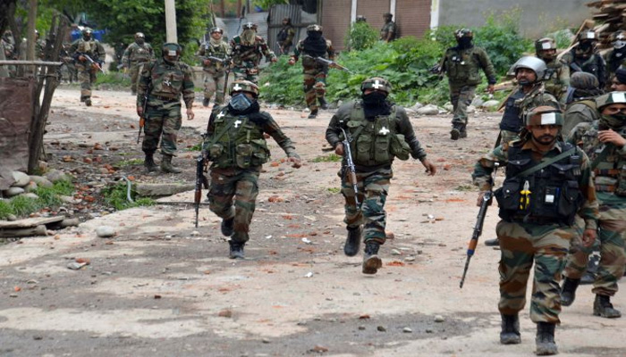 indian army search operation