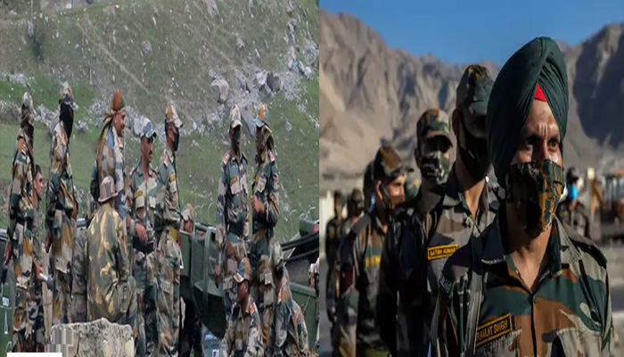 lac indian army