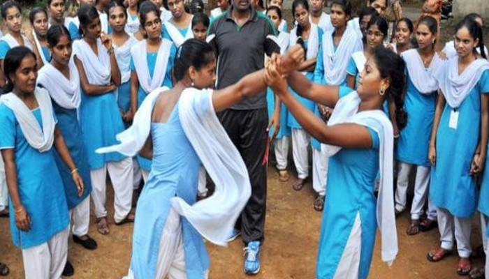 vishakha committee to be formed in schools for Girls Self Defence Training