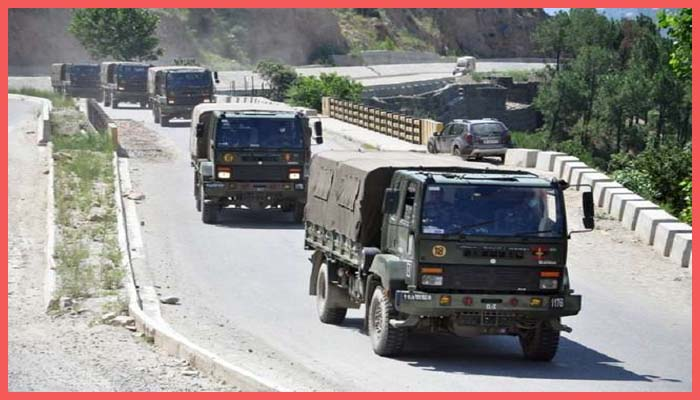 Indian Army Truck