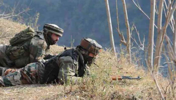 indian army killed pak soldier