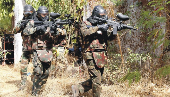 DRDO Designed Protective Carbine For Indian Army final-phase user-trials success