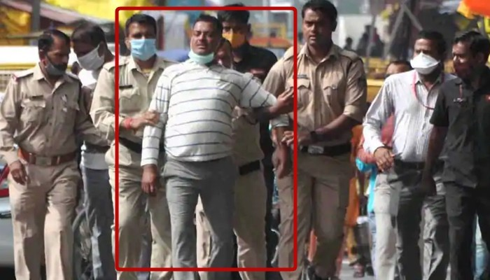 UP Govt Gives 5 Lakh Reward to MP Police and security guard for vikas Dubey arrest