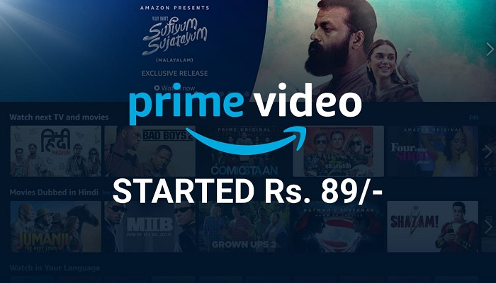 Amazon-Prime subscription