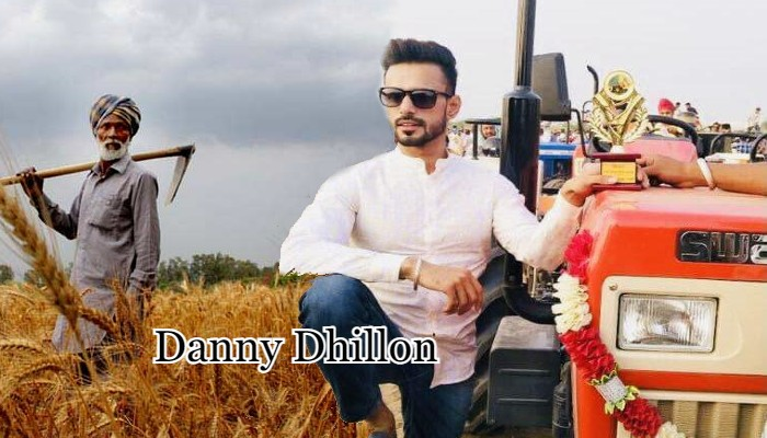 Danny Dhillon From New York Support Indian Farmers Protest said proud to part of agriculture Family