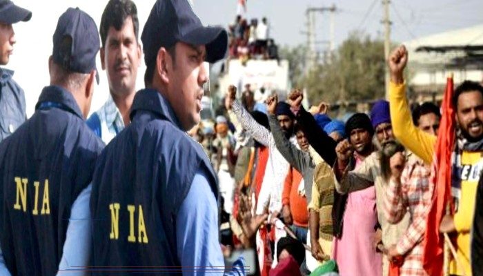 Farmers Protest Singhu Border Meeting NIA Summons To 40 Farmer's Leader Tractor March on Republic Day