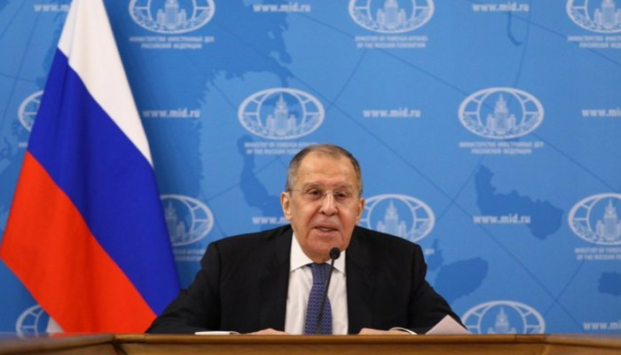 India Russia Strong Relationship Foreign Minister Sergey statement on China America