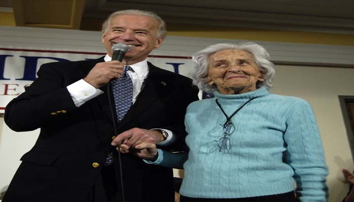 Joe Biden's mother