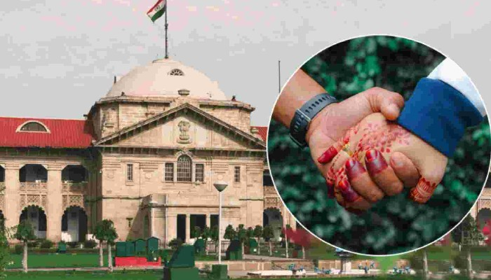 Love Jihad No Need To Display Notice For Inter-Faith Marriages Allahabad High Court
