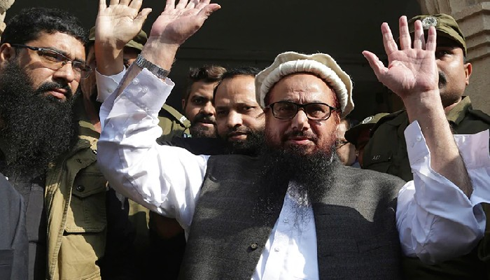Pakistan Anti Terrorism Court Verdict On Hafiz Saeed 3 Aides Jailed in Terror Funding Case
