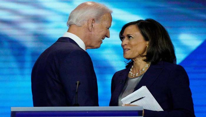 america president joe biden and kamla hairsh