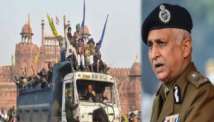delhi-police-commissioner-sn-srivastava-said-all-farmers-leader-involved-in-tractor-rally-violence-fir-filed